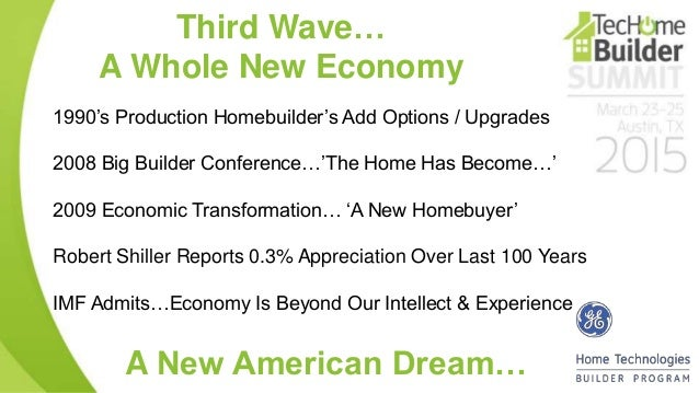 new home retailing selling homes technology in the new economy - New Home Technologies