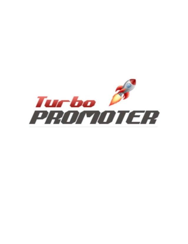 Turbo promotor