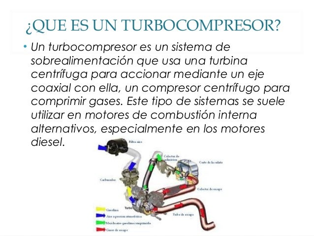 Turbocompresor pdf