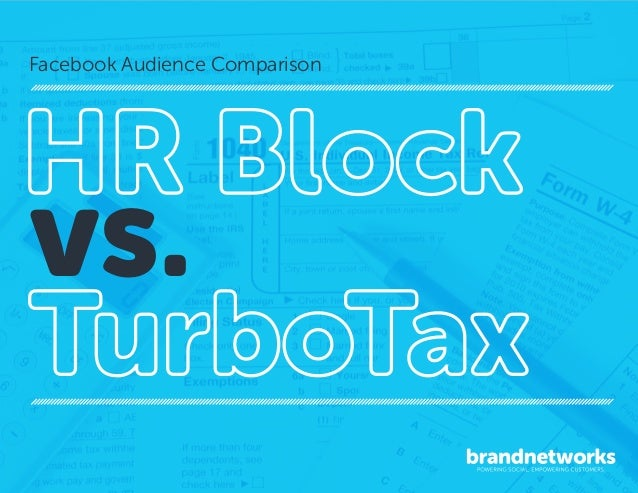 Taxpayers who bought TurboTax Basic or Deluxe software can switch to H&R Block Deluxe + State for free and get a Refund Bonus. H&R Block (NYSE: HRB), the world's largest consumer tax services provider, is offering its Deluxe + State desktop software free to taxpayers who already purchased TurboTax's Basic or Deluxe software for