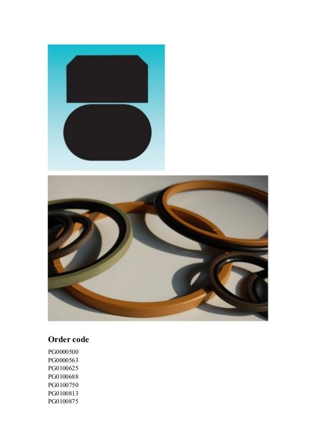 Turcon glyd ring