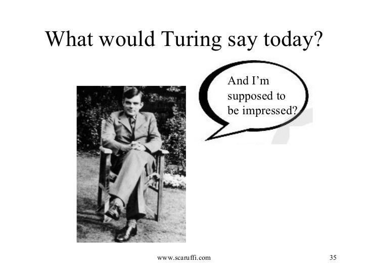 Alan Turing and the Programmable Universe (lite version)