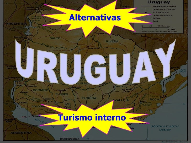 Alternativas URUGUAY Turismo interno