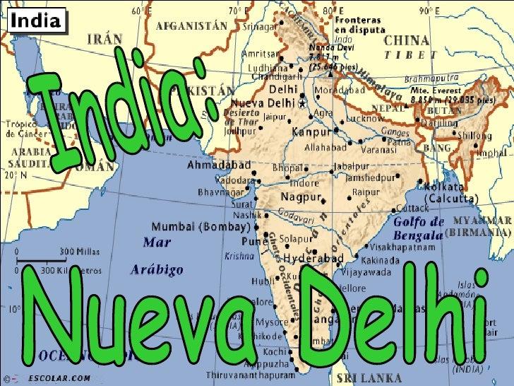 India: Nueva Delhi