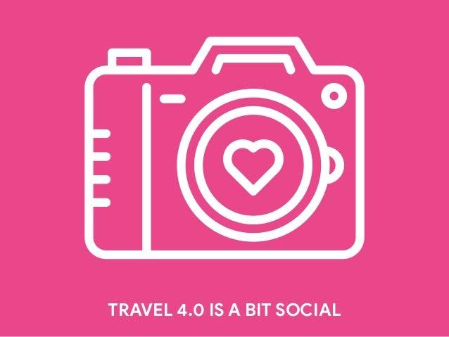 TURISMO 4.0: cosa e come   cambia il nostro modo di viaggiare