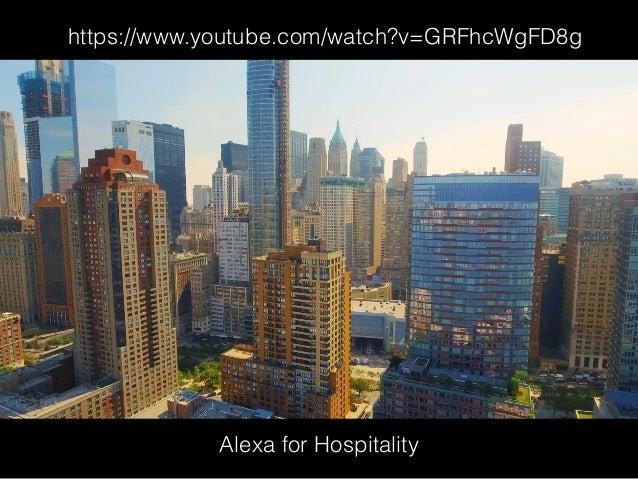 Alibaba's FlyZoo Future Hotel https://www.youtube.com/watch?v=fU7gcrJWCFo