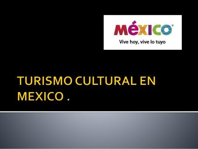  El desarrollo y creación de productos turísticos culturales es una buena forma de incrementar el aprovechamiento del pat...