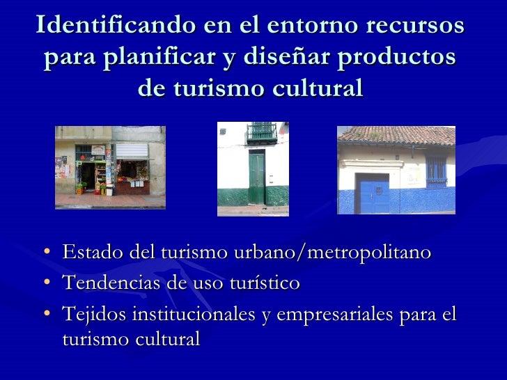 Turismo cultural en colombia pdf
