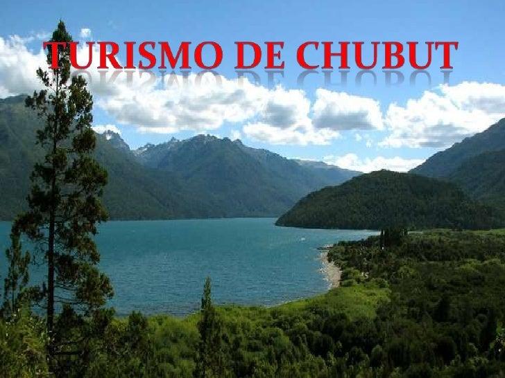 La Provincia del Chubut se destaca por suscondiciones naturales para el turismo, presentandouna diversidad de rincones apt...