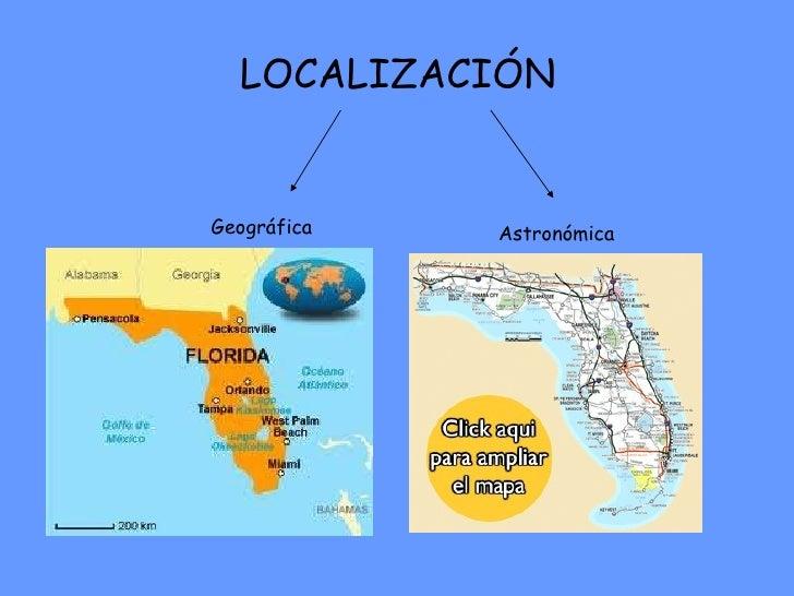 LOCALIZACIÓN Astronómica Geográfica