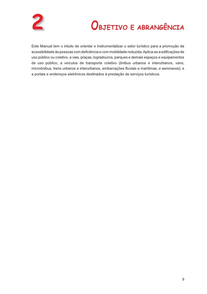 4                                                      CONTEXTO NORMATIVOA realização, na Espanha, do Congreso Ocio, Inclu...
