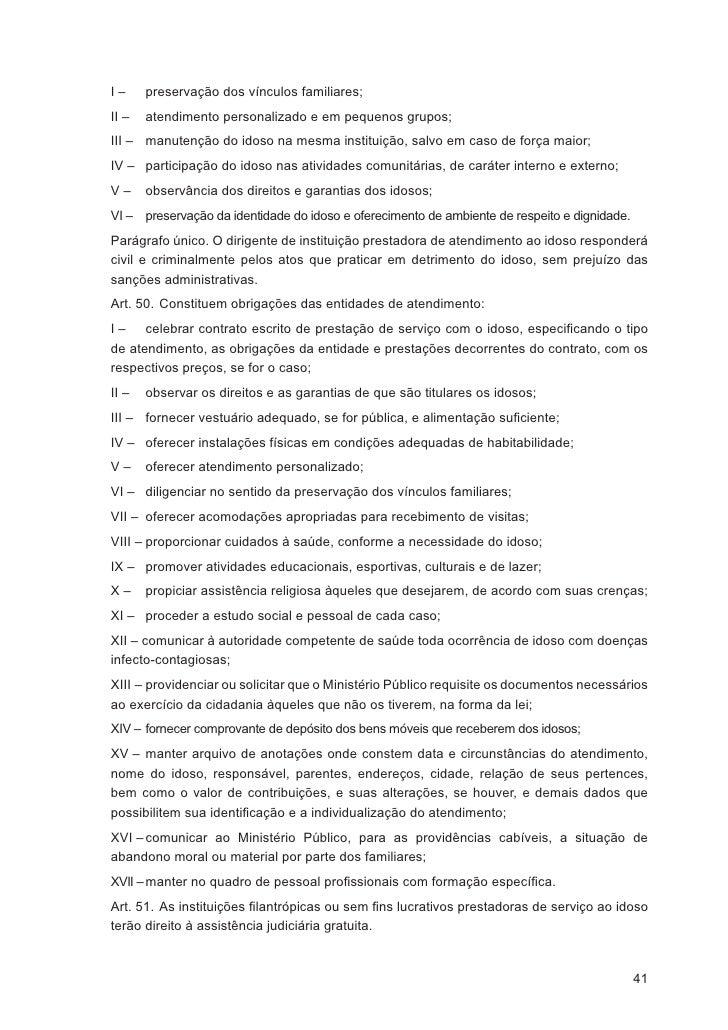 TÍTULO V                              DO ACESSO À JUSTIÇA                                       CAPÍTULO I                ...