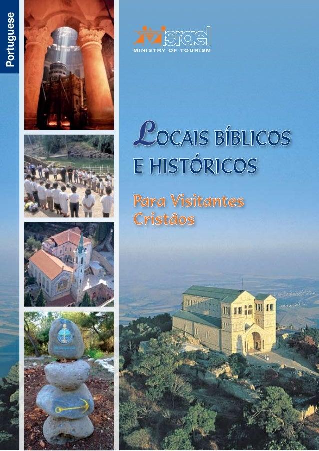 Portuguese OCAIS BÍBLICOS E HISTÓRICOS Para Visitantes Cristãos