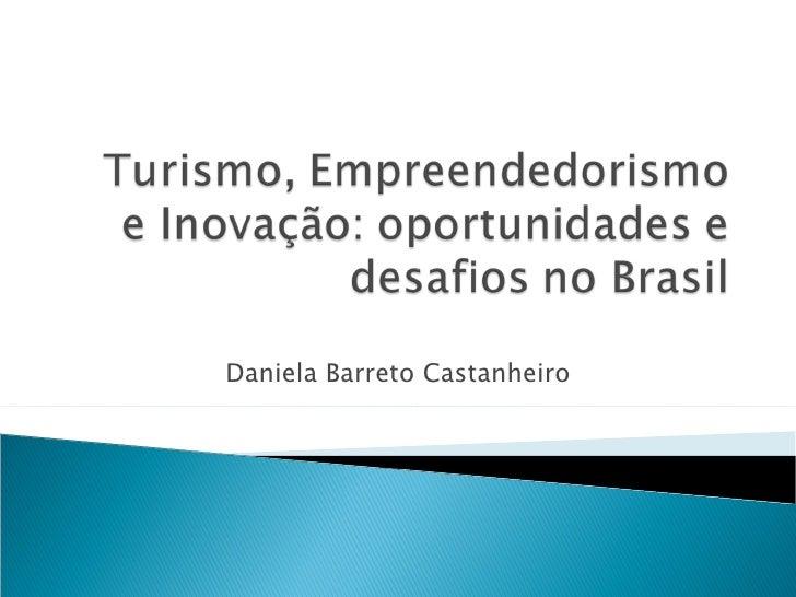Daniela Barreto Castanheiro