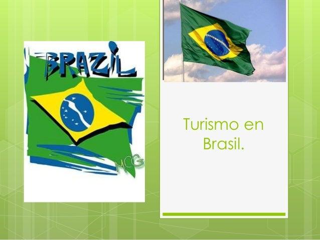 Turismo en Brasil.