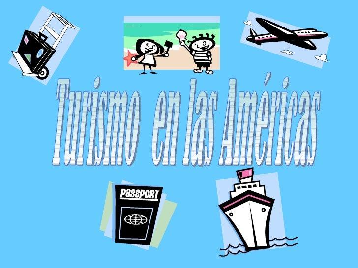 Turismo  en las Américas