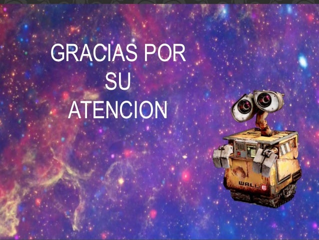 Gracias por su atenci�n GRACIAS POR SU ATENCION