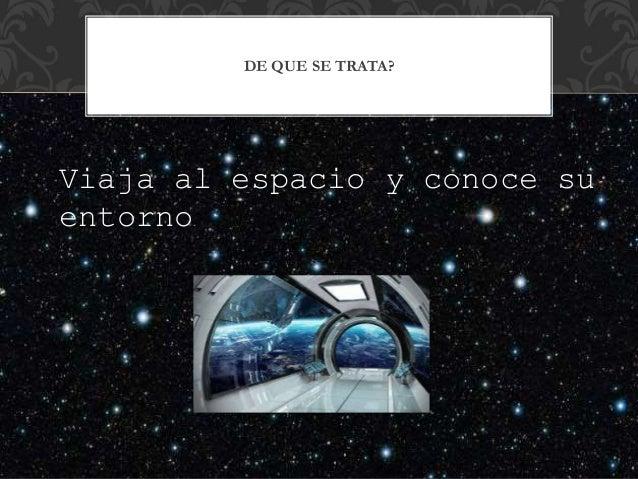 Turismo espacial 3 Slide 2