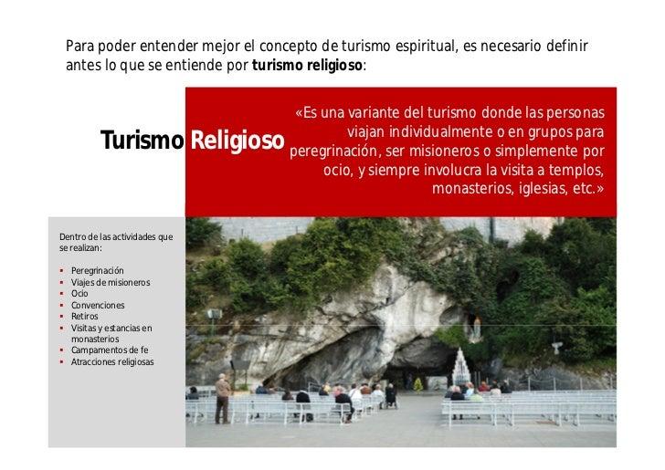 Turismo espiritual Slide 2