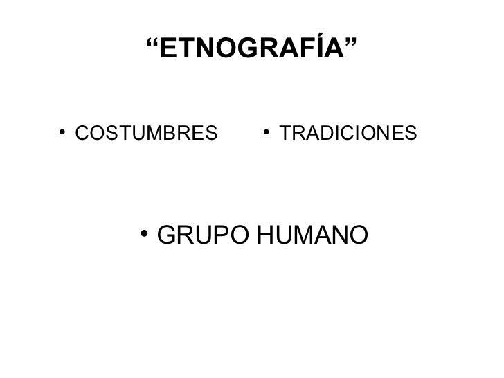 Turismo etnográfico Slide 2