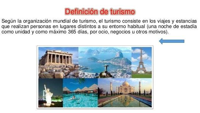 Turismo internacional Slide 2