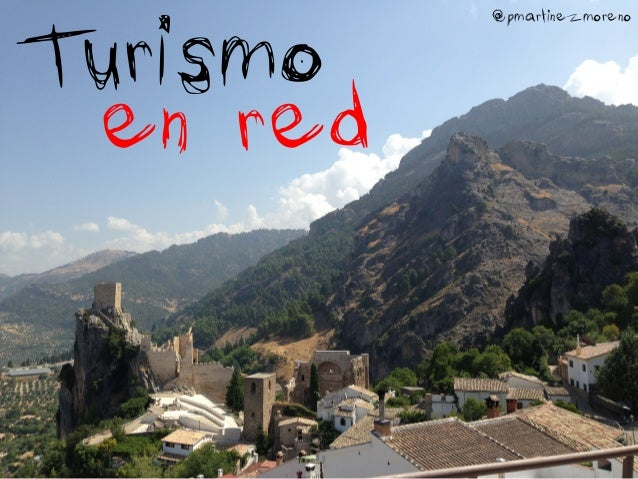 Turismo en red  @pmartinezmoreno