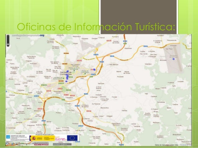 Turismo religioso santiago de compostela for Oficina de turismo de santiago de compostela