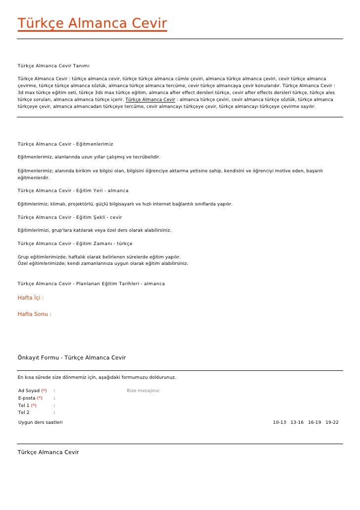 Türkçe Almanca CevirTürkçe Almanca Cevir TanımıTürkçe Almanca Cevir : türkçe almanca cevir, türkçe türkçe almanca cümle çe...