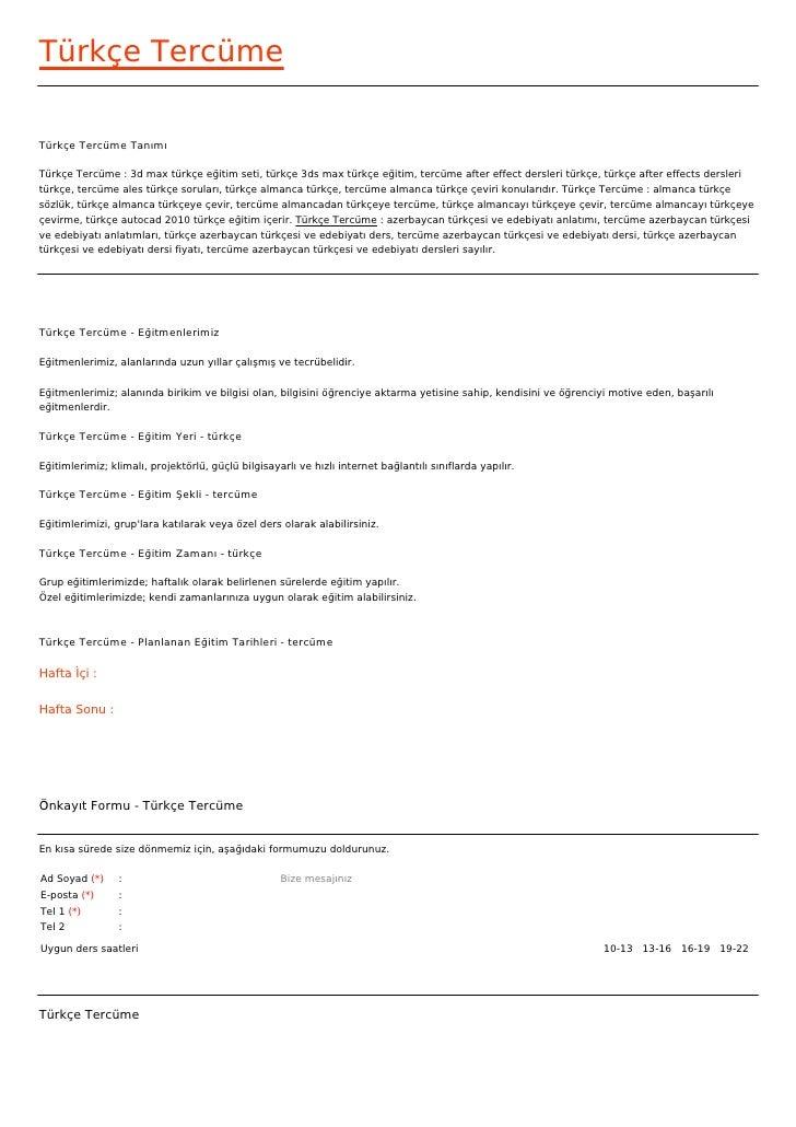 Türkçe TercümeTürkçe Tercüme TanımıTürkçe Tercüme : 3d max türkçe eğitim seti, türkçe 3ds max türkçe eğitim, tercüme after...