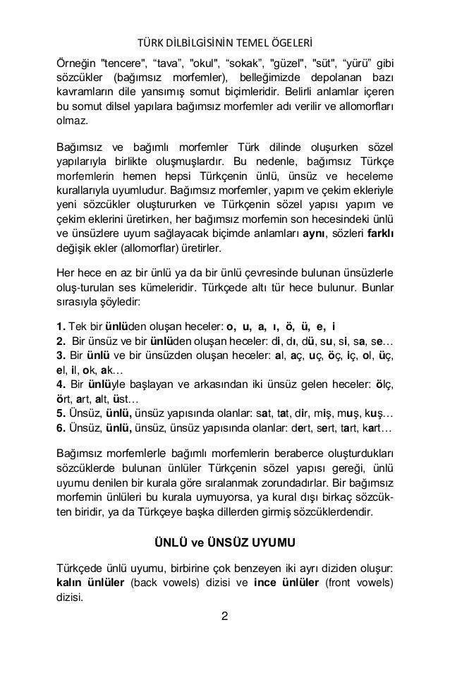 Turk dilbilgisinin temel ogeleri yuksel goknel signed Slide 3