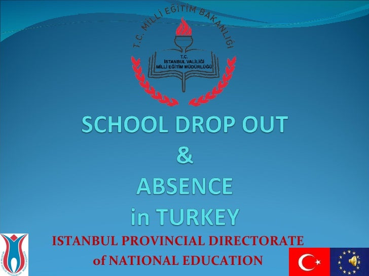 ISTANBUL PROVINCIAL DIRECTORATE  of NATIONAL EDUCATION