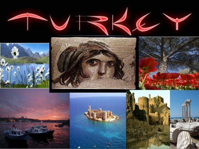REPUBLIC OF TURKEYWhere we are in the world