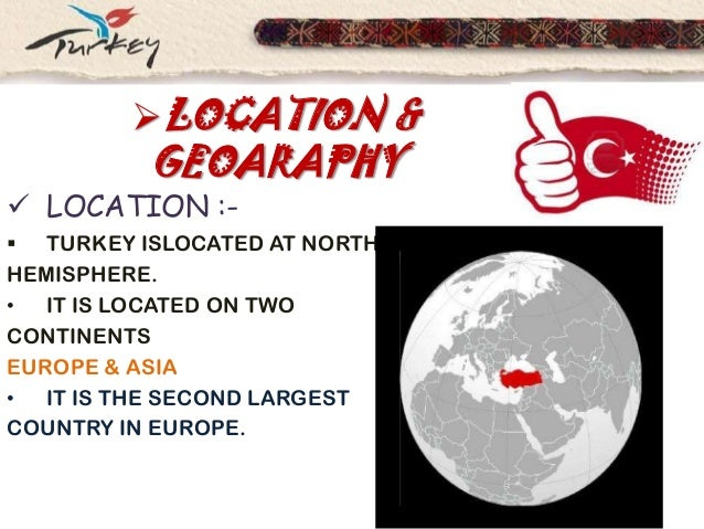introduction to turkey Slide 3