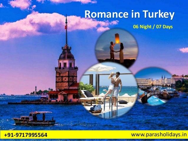 Honeymoon Destinations In Turkey Romance 06 Night 07 Days Parasholidaysin 91