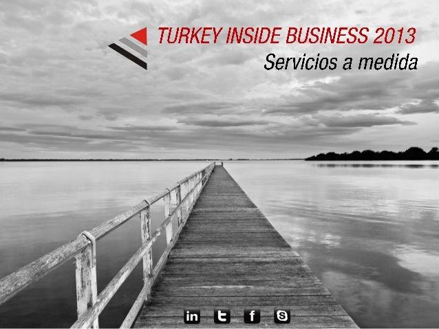 ¿Su empresa está en      ¿Su empresa conoce la    Reuniones de trabajo      Servicios decondiciones de           forma de ...