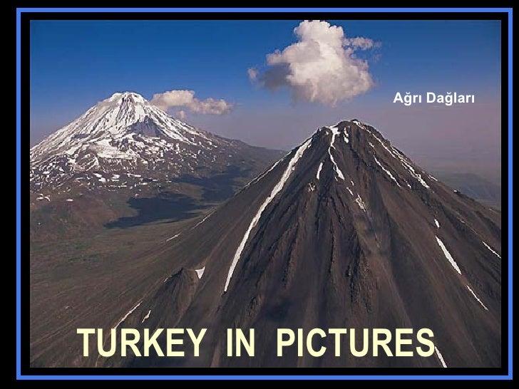 TURKEY  IN  PICTURES Ağrı Dağları