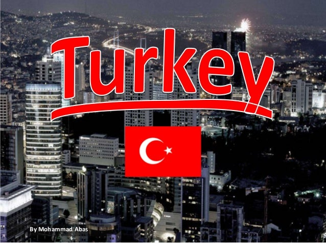 how to call the country turkey