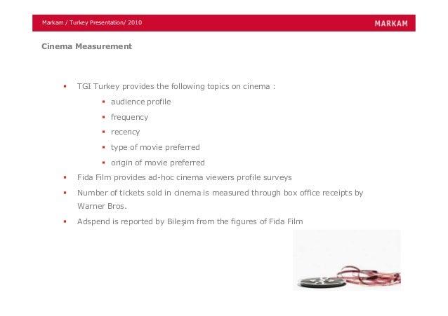 Turkey presentation2010