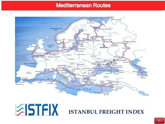 17 INTRODUCTION ISTANBUL FREIGHT INDEX