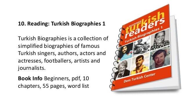 Turkish Language Books Pdf
