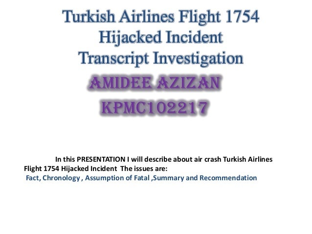 introduction of turkish airlines Transcript of airline companies' promotion techniques  turkish airlines  • fleet of more than 700 aircrafts introduction and brief explanation previously.