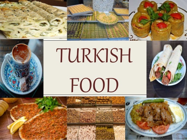 Turkish food for About turkish cuisine