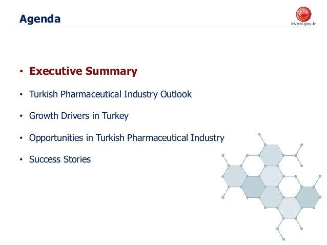 Turkish Pharmaceutical Industry