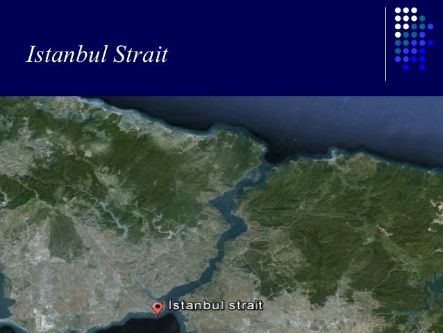 Istanbul Strait
