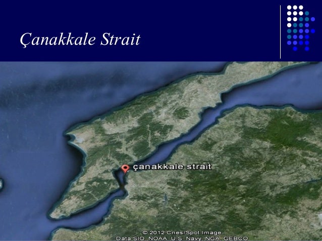Çanakkale Strait