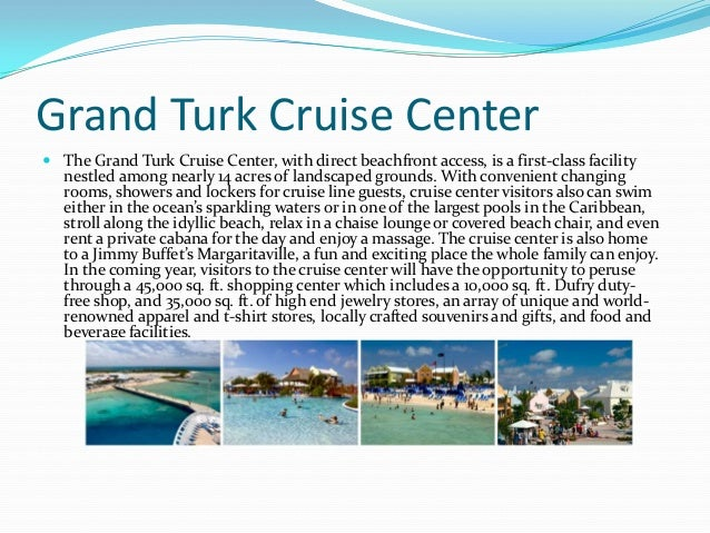 Grand Turk Property For Sale