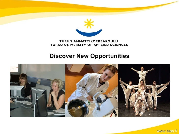 Discover  New  Opportunities
