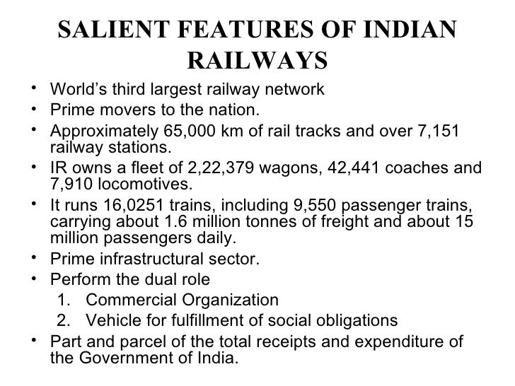 turnaround strategy of railway Appendix vi turnaround in indian railways- a study with special reference to southern railway employees' perceptions on turnaround strategies in southern railway.