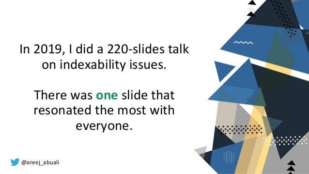 [TurnDigi 2020] Getting Tech SEO Implemented Slide 3