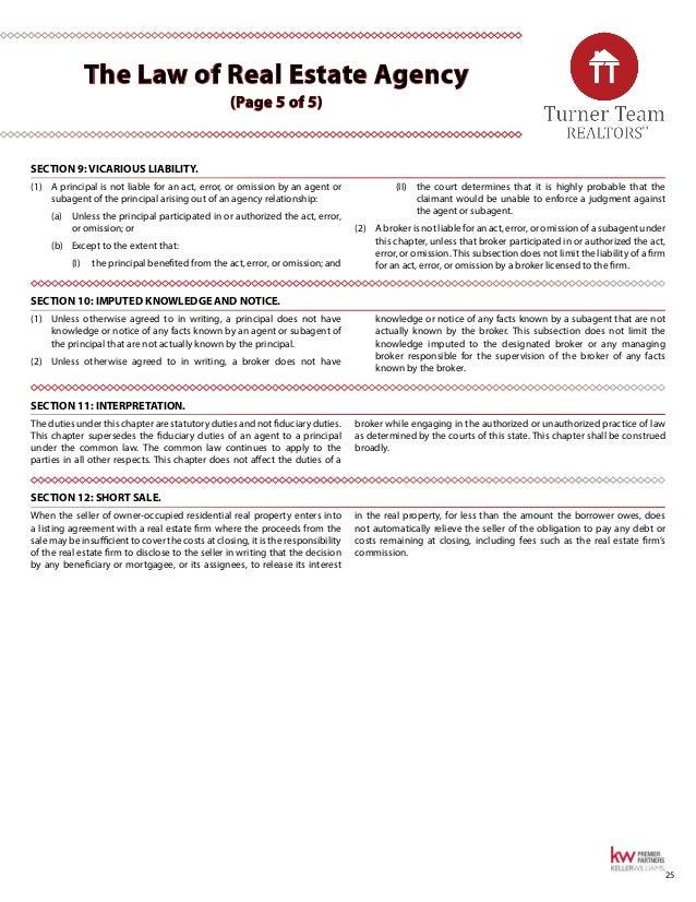 Turner Team Inc. Washington Seller\'s Real Estate Guide